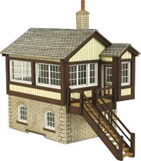 GWR Signal box (card kit)