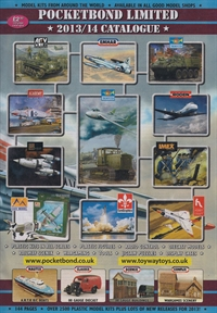 Pocketbond Catalogue 2013/14 - 144-page A4 guide to all ranges