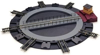 Electrically Operated Turntable