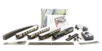 Tornado Pullman Express train set with Class A1 4-6-2 60163 'Tornado' & 3 Pullman cars