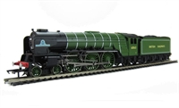"Class A1 4-6-2 60163 ""Tornado"" in British Railways Apple Green (Railroad Range)"