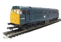 Class 31 Diesel Electric 31256 BR Blue (Railroad Range)