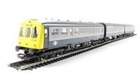 Class 101 BR Blue/Grey 3 Car Set
