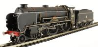 "Class V Schools 4-4-0 30915 ""Brighton"" in BR Black with early emblem"