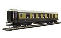Pullman 1st Class Kitchen Car 'Minerva' - Matchboard type
