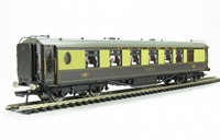 Pullman 1st Class Parlour Car 'Onyx' - Flush Sided