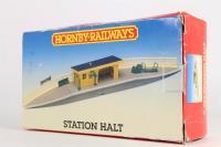 Station Halt - Pre-owned - Like new