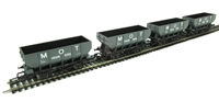 Pack of 4 Mot 20 Ton Hopper Wagon
