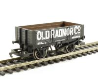 4 plank wagon 'Old Radnor'