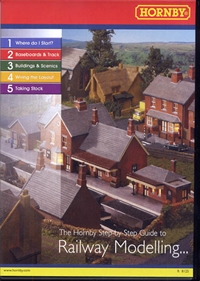 The Hornby Step By Step Guide To Railway Modelling CD-ROM