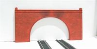 Double brick tunnel portals x 2 - Skaledale Range