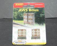 """AWS boxes - Skaledale """"Railside"""" range"""