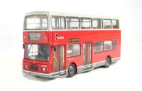 "London ""WestLink"" Volvo Olympian d/deck bus in red/grey"