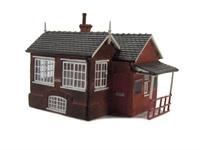 North Eastern Railway Signal Box & Booking Office