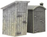 Lineside Huts (2 Pack)