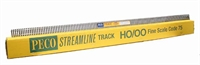 Pack of 25 1 yard (91.5cm) length of Nickel Silver Finescale flexible track