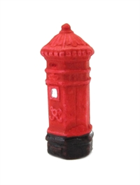 Pillar Box 'VR', hexagonal