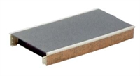 Brick platform (pack of 2)