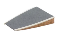 Brick platform ramp (pack of 2)