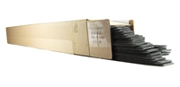 "36 Single Track Strips Of N Gauge Track Bed - 1.25"" x 24"""