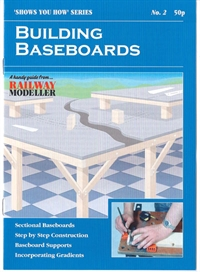 "Booklet - ""Shows You How"" Series - Building Baseboards"