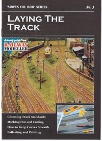 "Booklet - ""Shows You How"" Series - Laying The Track"