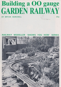 "Booklet - ""Shows You How"" Series - Building a OO Gauge Garden Railway"