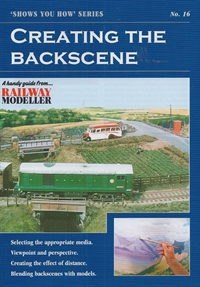 "Booklet - ""Shows You How"" Series - Creating the Backscene"