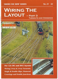 "Booklet - ""Shows You How"" Series - Wiring the Layout Part 3: Turnouts/Points and Crossings"