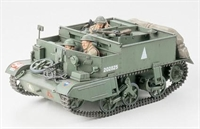 British Universal Carrier/Bren Gun carrier MkII Forced Reconnaissance with 3 figures