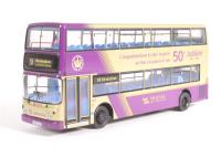 Dennis Trident ALX400- Travel West Midlands - Golden Jubilee Livery - Pre-owned - imperfect box