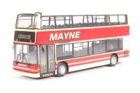 "Dennis Trident/Transbus (Northern counties) President d/deck bus ""Mayne"" (Manchester)  - Pre-owned - imperfect box - bonnet detached"