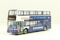"Dennis Trident/Plaxton President d/deck bus ""Stagecoach Oxford"" (Brookes Bus) - Pre-owned - Like new"