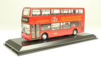 "Dennis Trident/ Plaxton President d/deck bus ""Oxford Bus Company"" - Pre-owned - Like new"