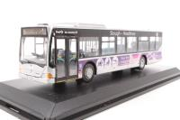 "Mercedes Benz Citaro rigid d/door s/deck bus ""First (Slough - Heathrow)"" - Pre-owned - missing wing mirrors"