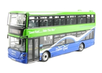 Scania Omnicity Double Decker - Thames Travel (408 - DU08 HGM)