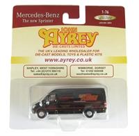 "Mercedes Sprinter Van ""John Ayrey"""