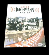 Bachmann USA 2007 Catalogue - All Scales
