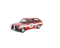 Talbot Sunbeam TI 1600cc -  Group A 1986 Scottish Rally Championship - NEW TOOL