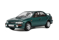 Subaru Impreza UK Turbo - Mica Green