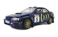 Subaru Impreza 555 - Ari Vatanen 1993 RAC Rally