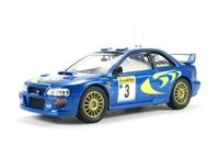 Subaru Impreza - World Rally Championship,  Monte Carlo Rally 1998 - NEW
