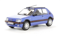 Peugeot 205 1.9 GTi Miami Blue (as featured on Top Gear)