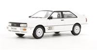 Audi Quattro Pearl Effect White RHD