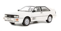 Audi Quattro Pearl Effect White LHD