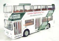 "Leyland Atlantean d/deck bus ""London Crusader Tour"""