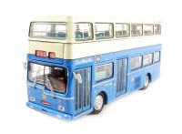 "Scania Metropolitan d/deck bus in blue & cream livery ""CMB"""
