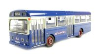 "AEC Swift s/deck bus. Ltd ed of 1008 with cert ""A1 Services"""