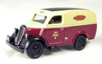 "Ford E83W 10 cwt van in ""British Railways"" maroon & cream livery"