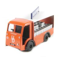 "NCB Electric Milk Float (Open Cab) in ""United Dairies"""